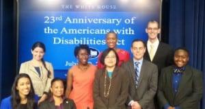 Champions of Change - ADA Celebration 2013