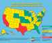 Map of State Determinations under Results Driven Accountability