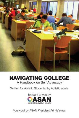 Book Cover: Navigating College: A Handbook on Self Advocacy