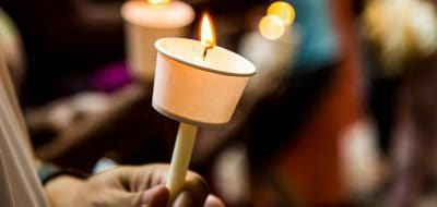 Sign up to be a Day of Mourning Vigil Site Coordinator