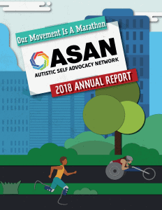 Our Movement Is A Marathon: ASAN 2018 Annual Report