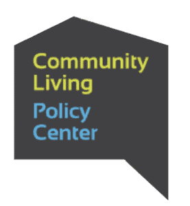 Logo of the Community Living Policy Center