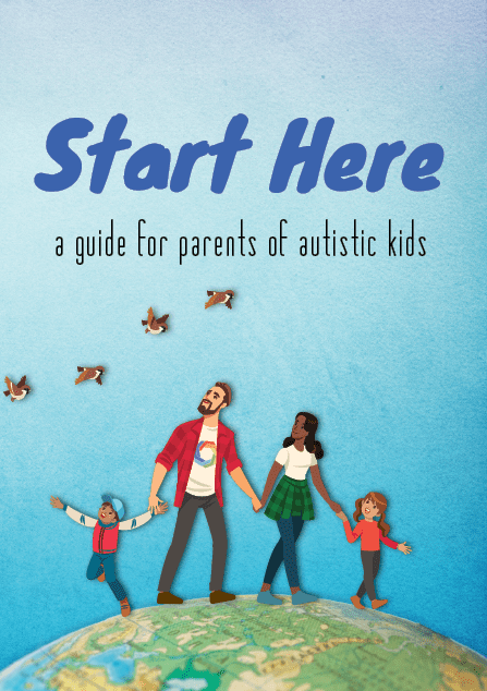 Cover of Start Here