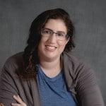 Headshot of Sarah Pripas-Kapit